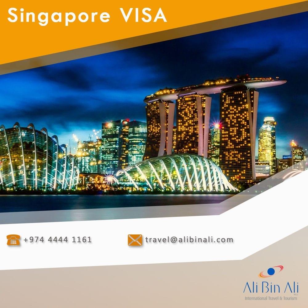 Singapore E Visa