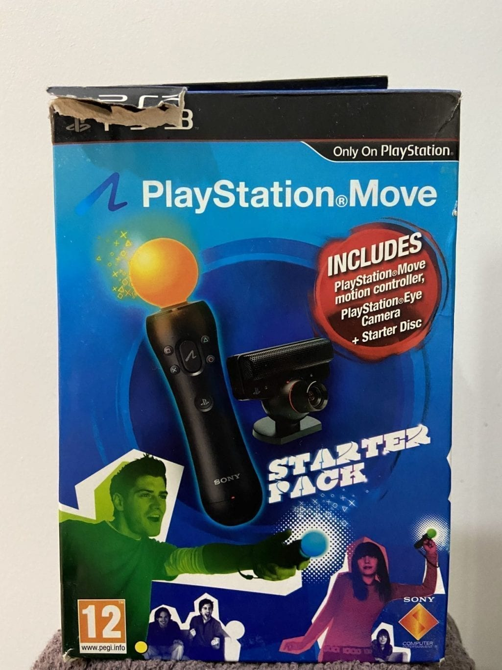 PS3 Playstation Move
