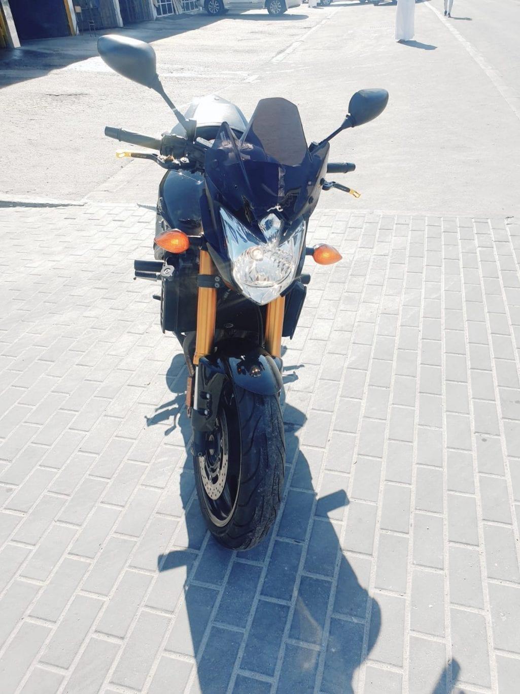 Yamaha FZ 800