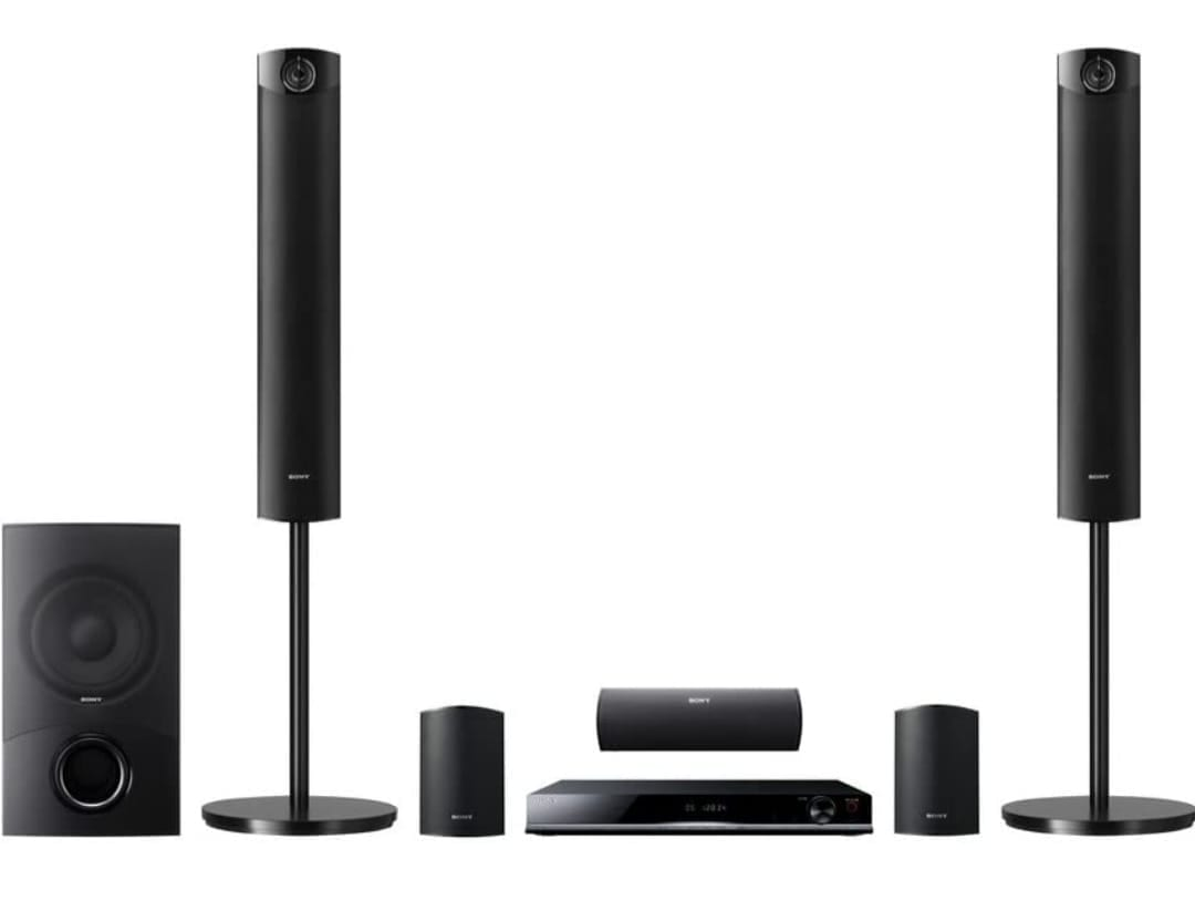 Sony Bravia home theater system 5.1 DAV DZ640K