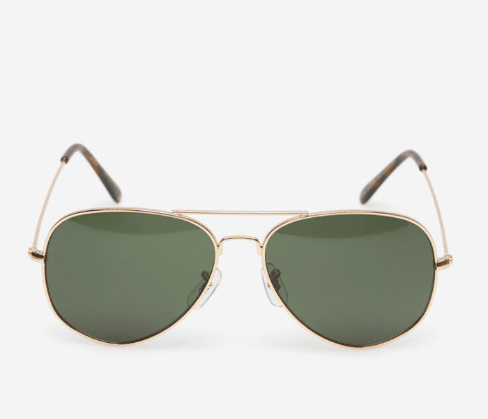 Springfield SS19 Sunglass X-Small For Men – Dark Brown