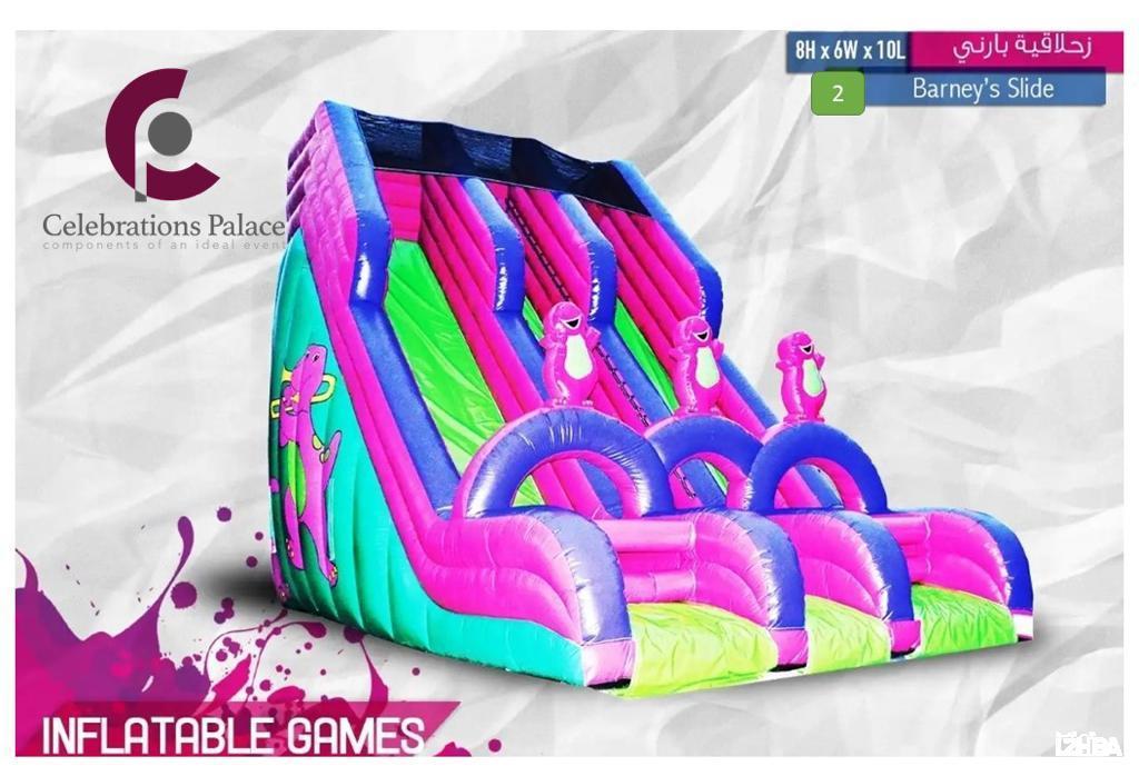 2-Barney's Slide