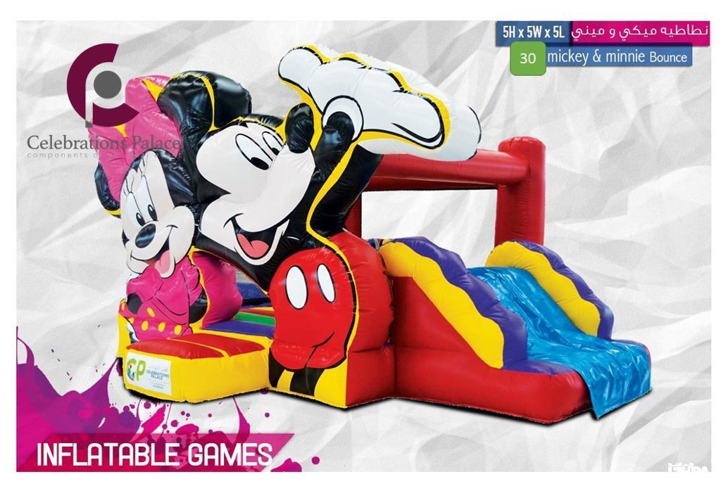 30-Mickey & Minnie