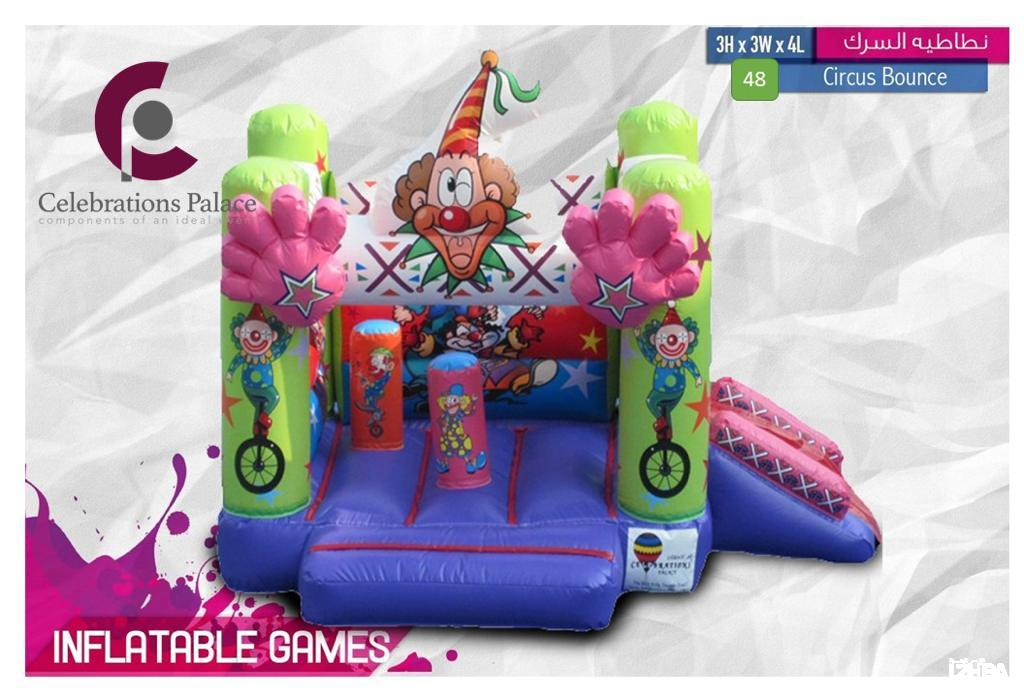 48-Circus Bounce