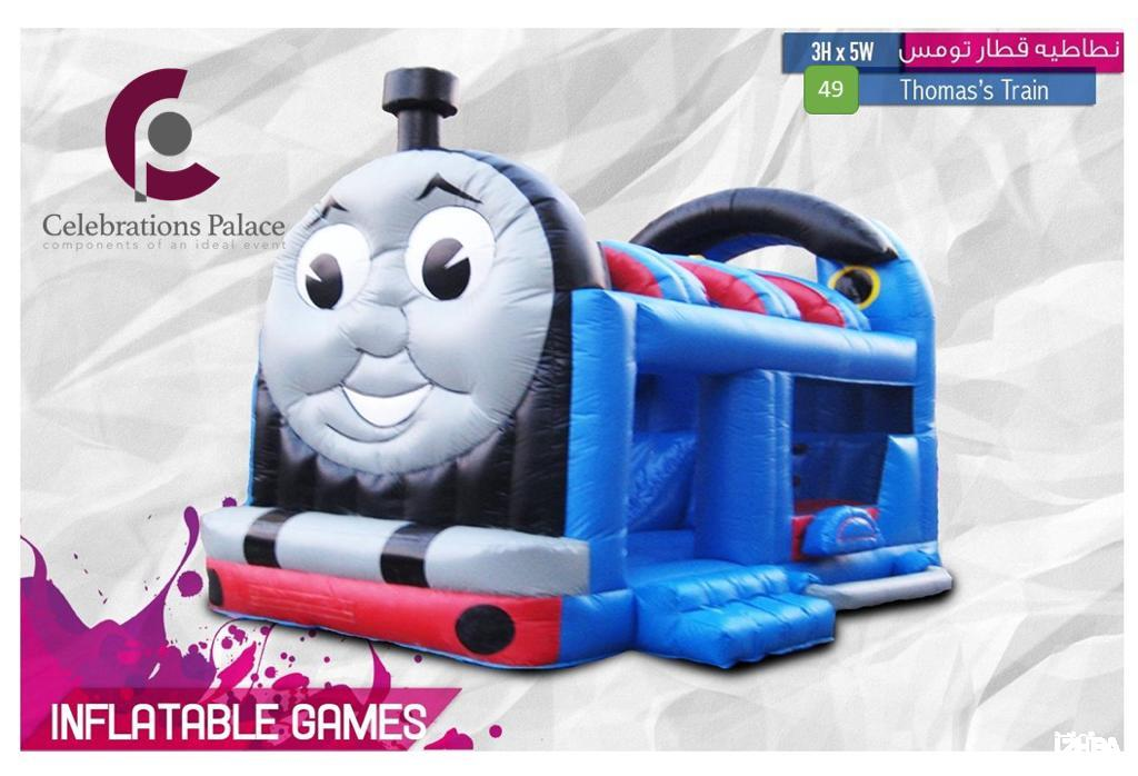 49-Thomas's Train