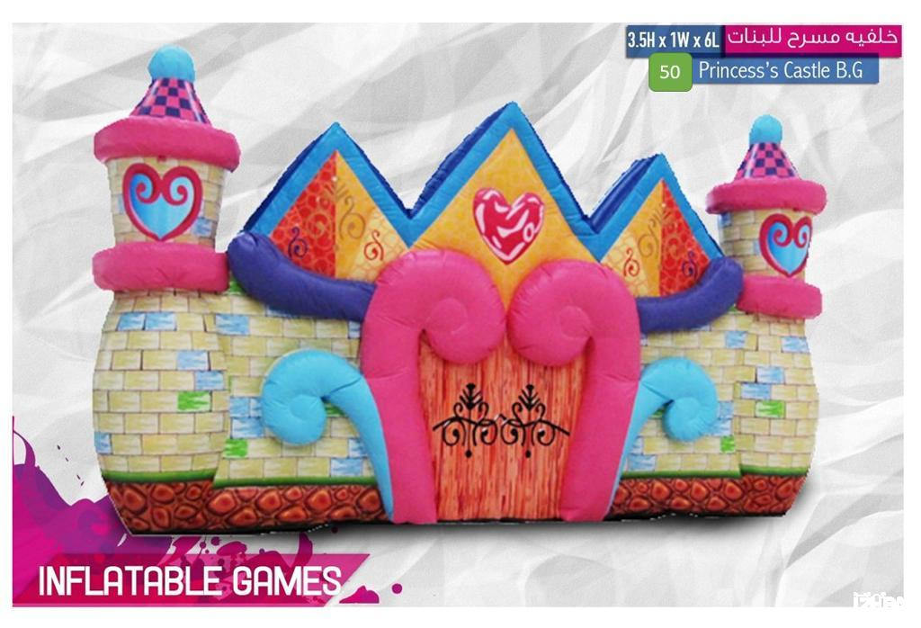 50-Princess's Castle B.G
