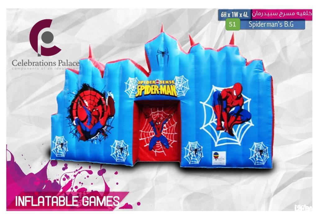 51-Spiderman's B.G