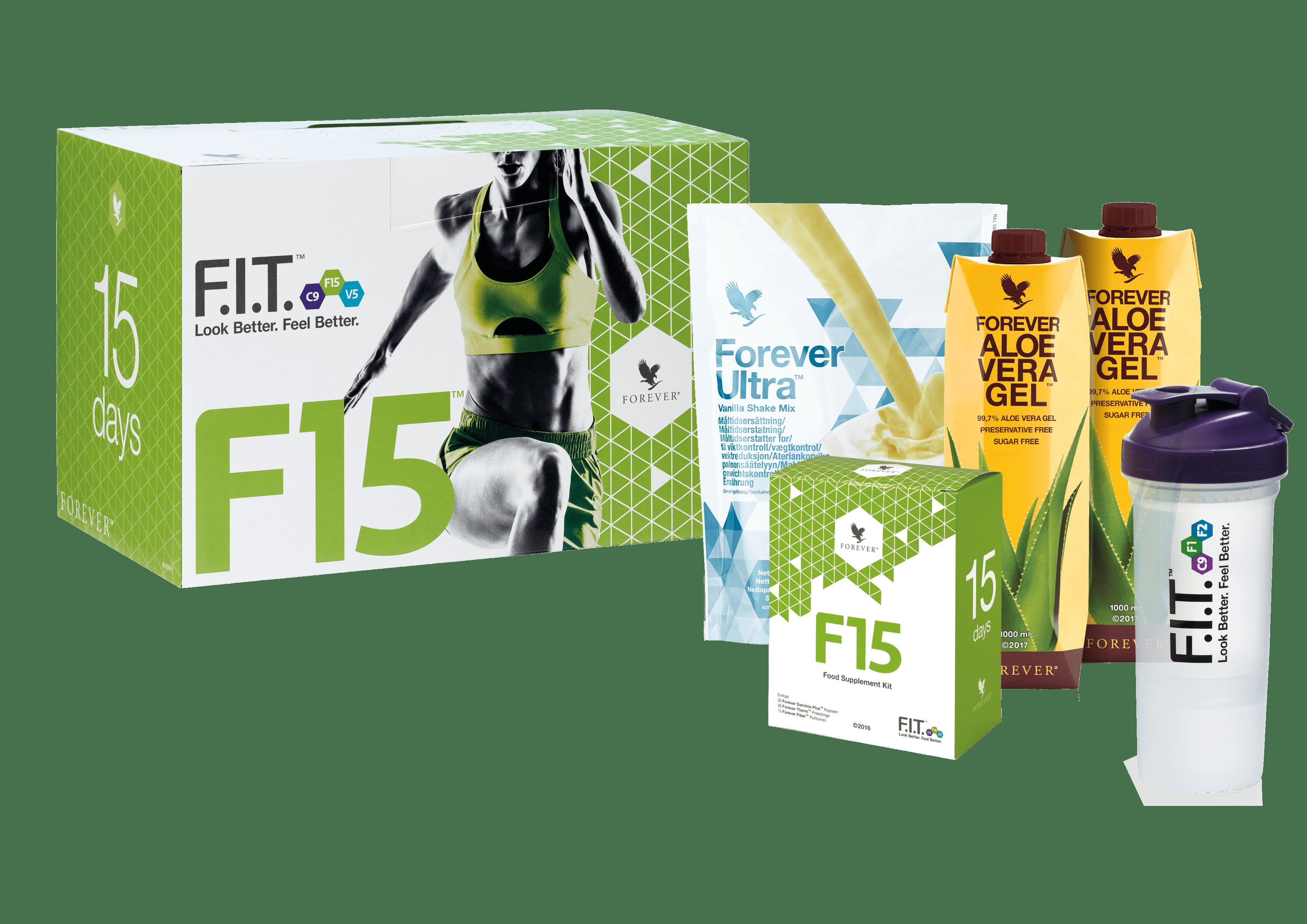 F15® – Vanilla
