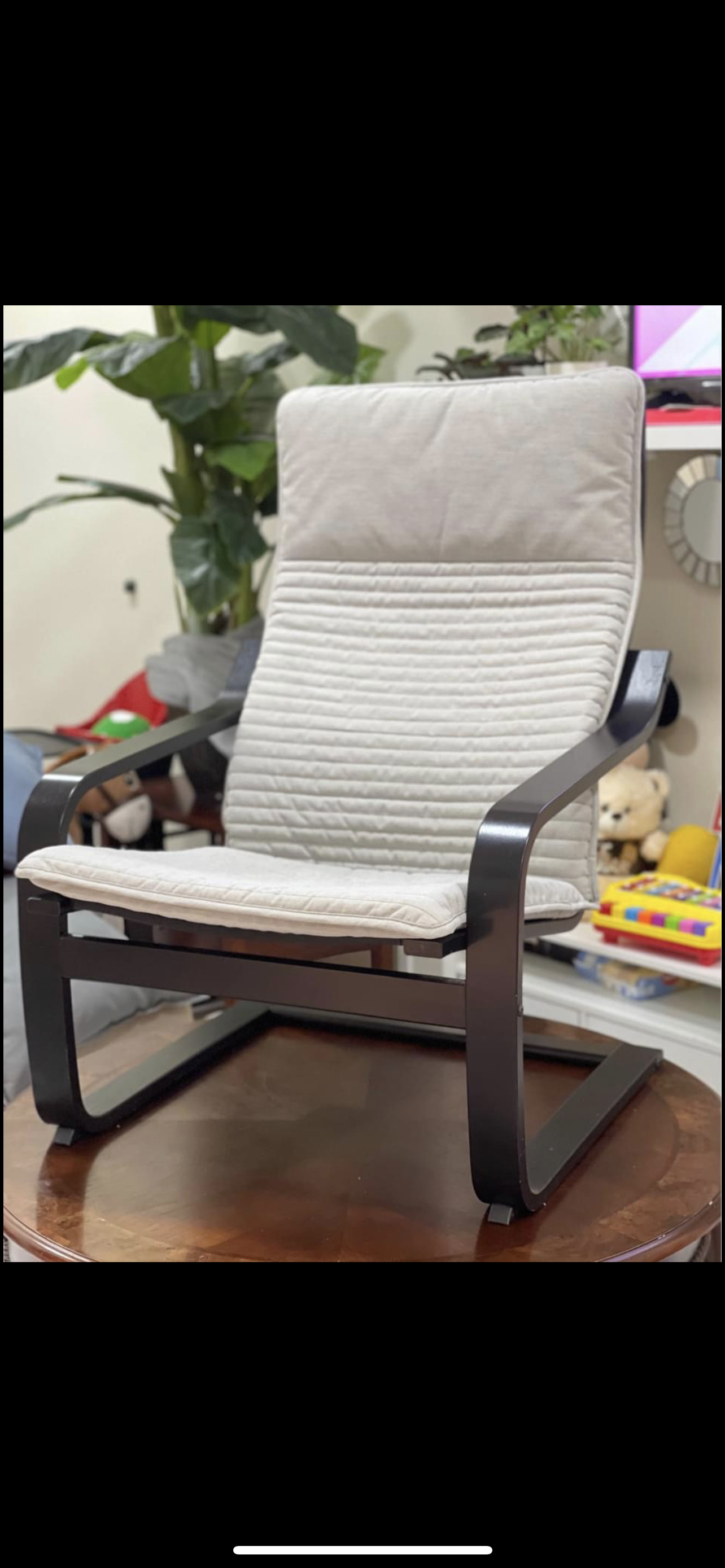Poang Ikea Rocking Chair
