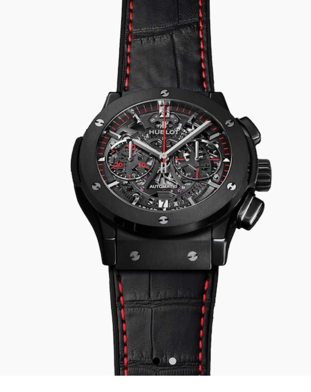 New Hublot watch special edition