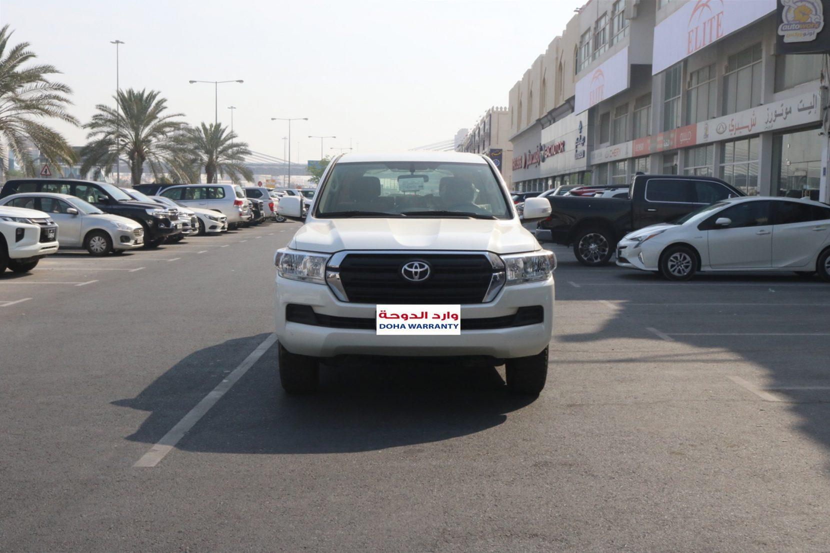 Toyota Land Cruiser  – GX