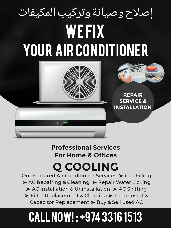 AC Repair, Service & Installation