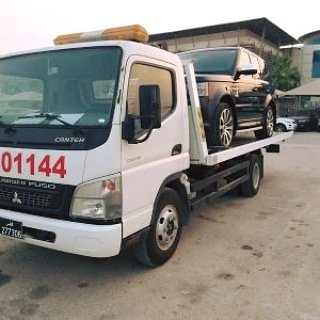 Qatar car towing