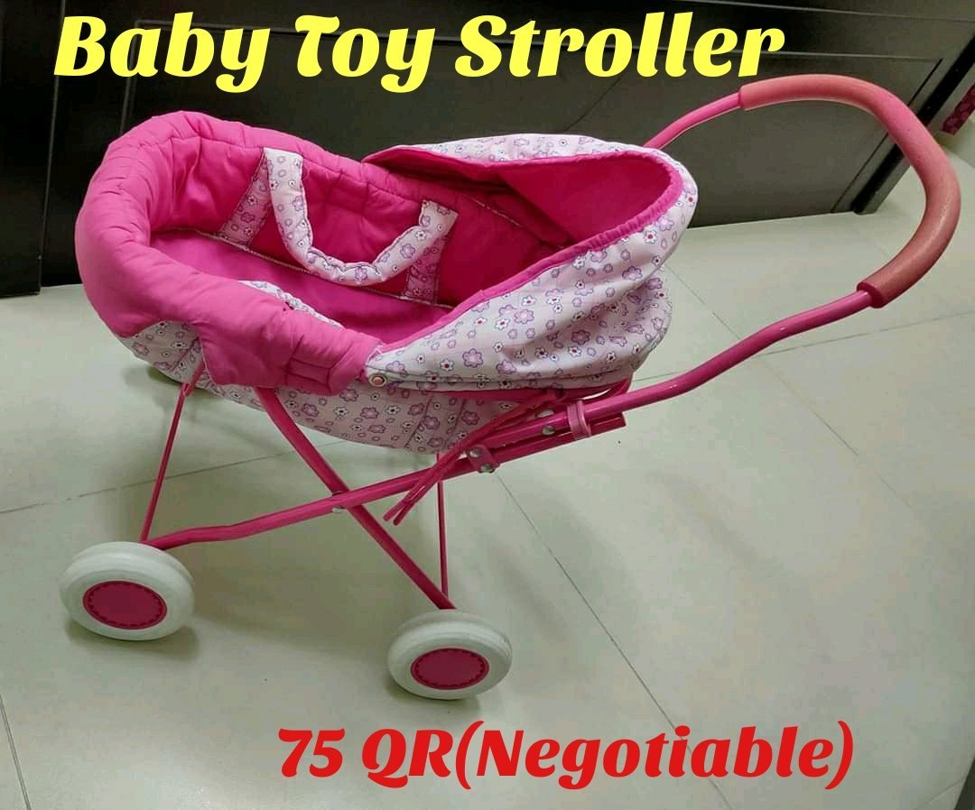 Toy Baby Stroller