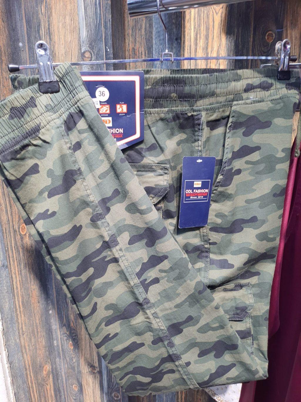 Army pants 6 pocket