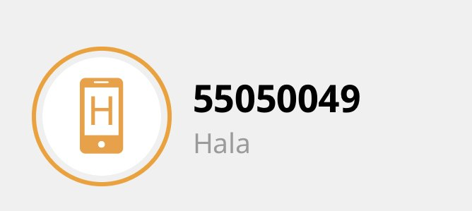 New ooredoo number for sale