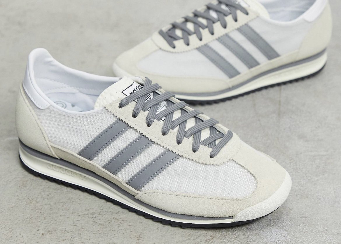 Adidas Originals – Brand New – SL72 – UK4.5