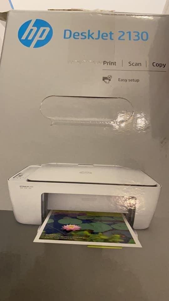 Hp printer rare use