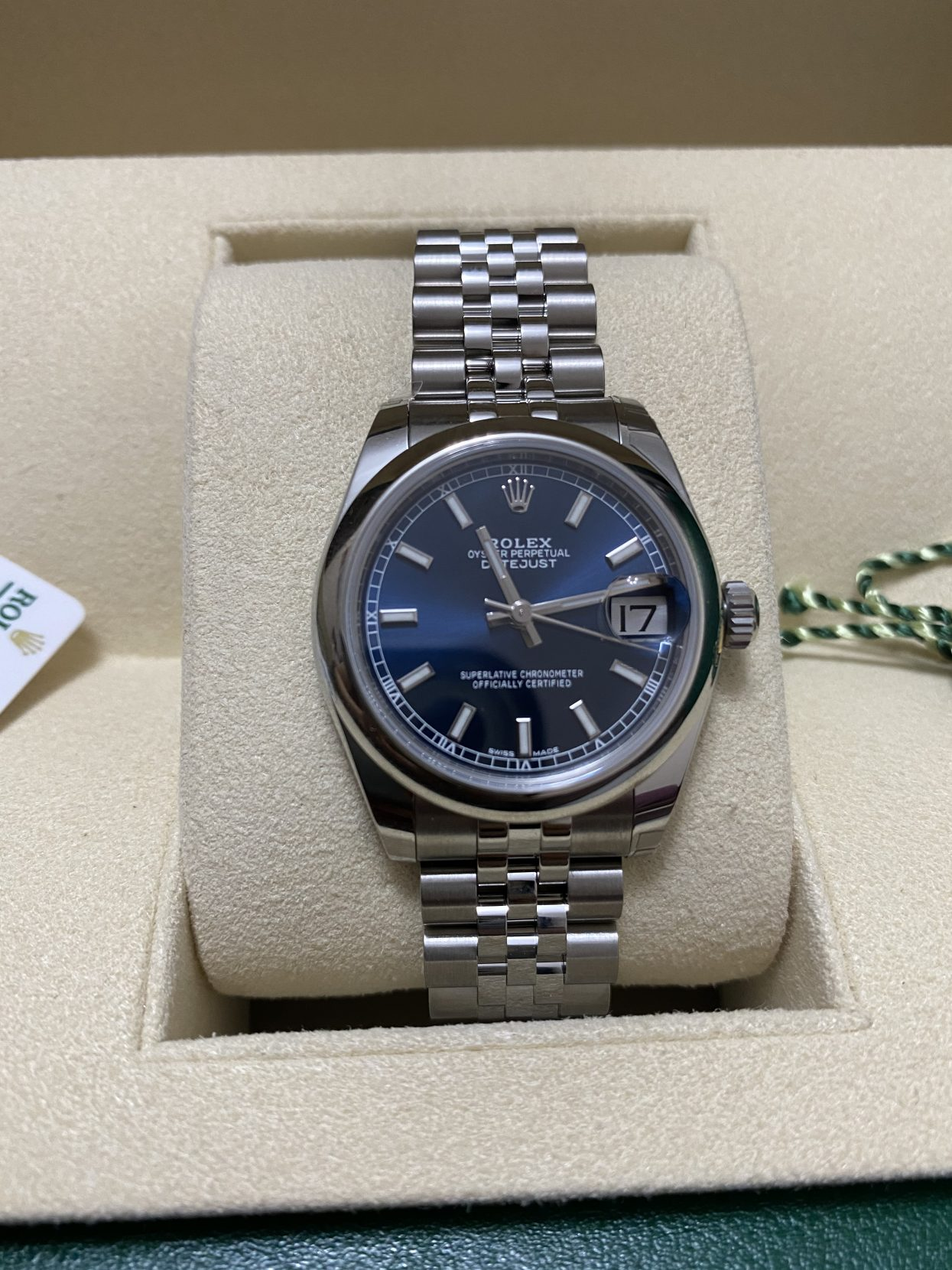 Rolex watch Datejust 2019