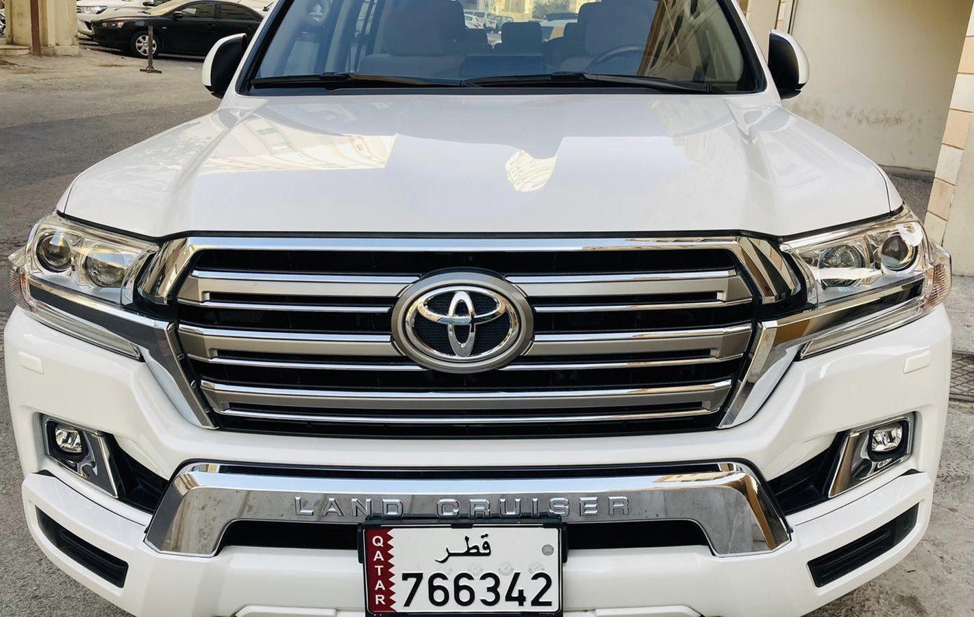 Toyota Landcruiser GXR V8 2018