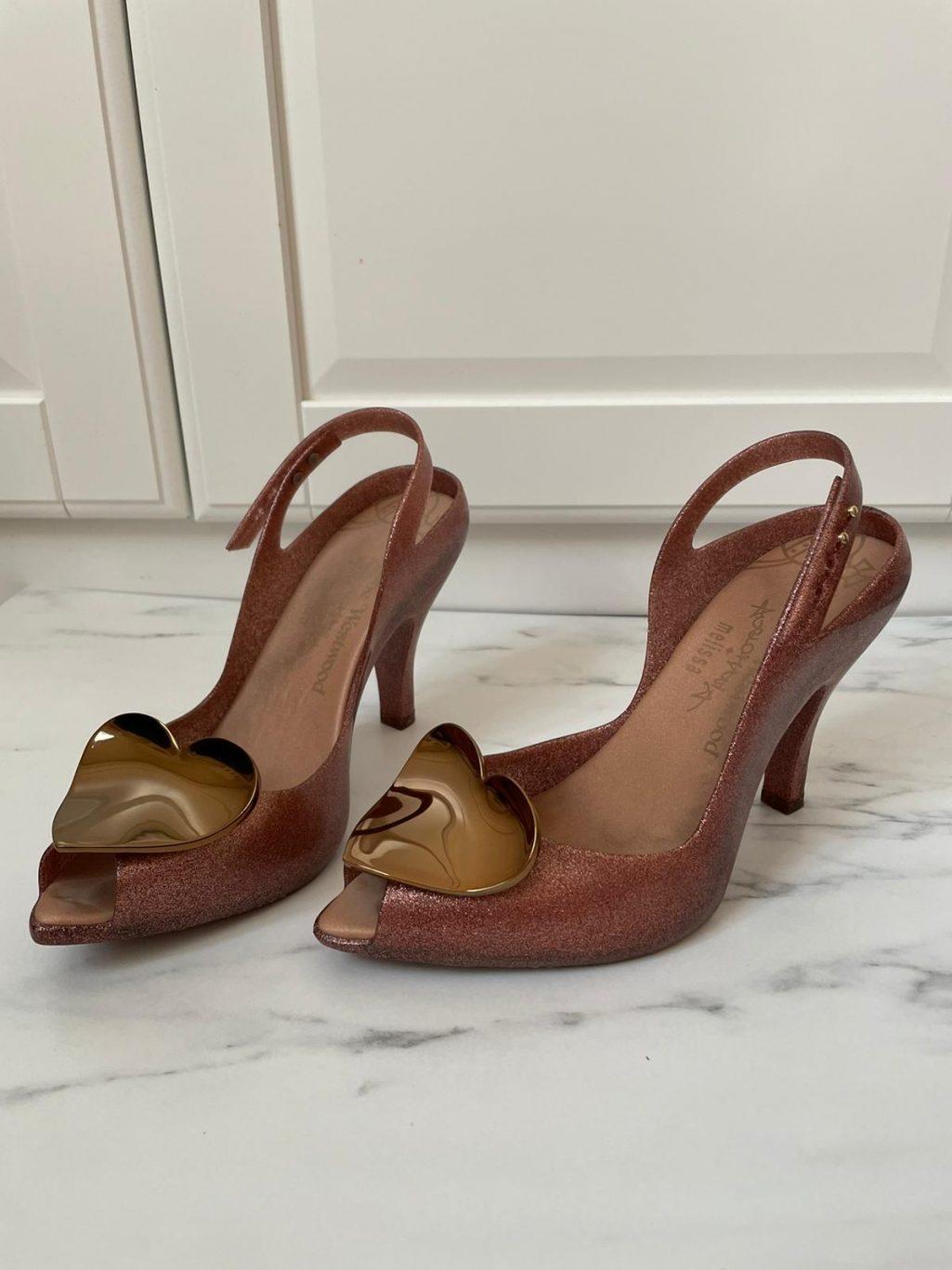 حذاء مطاطي Melissa