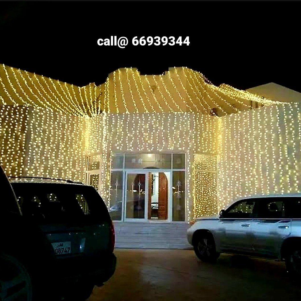 wedding lighting qatar