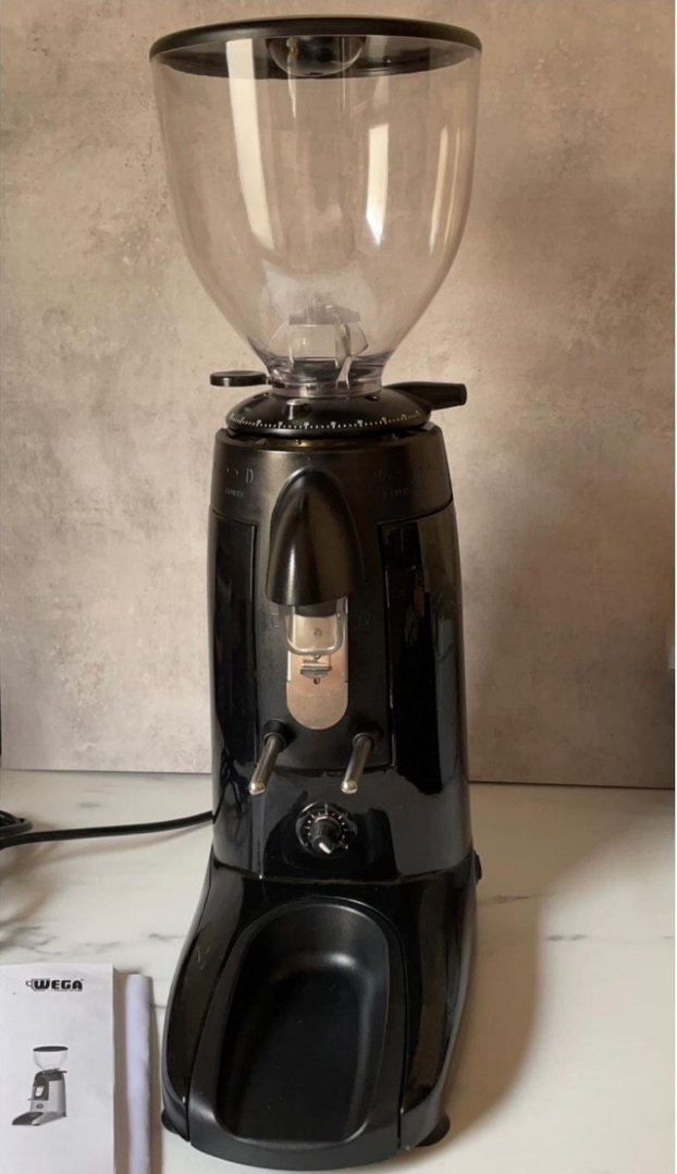 Wega Coffee grinder machine