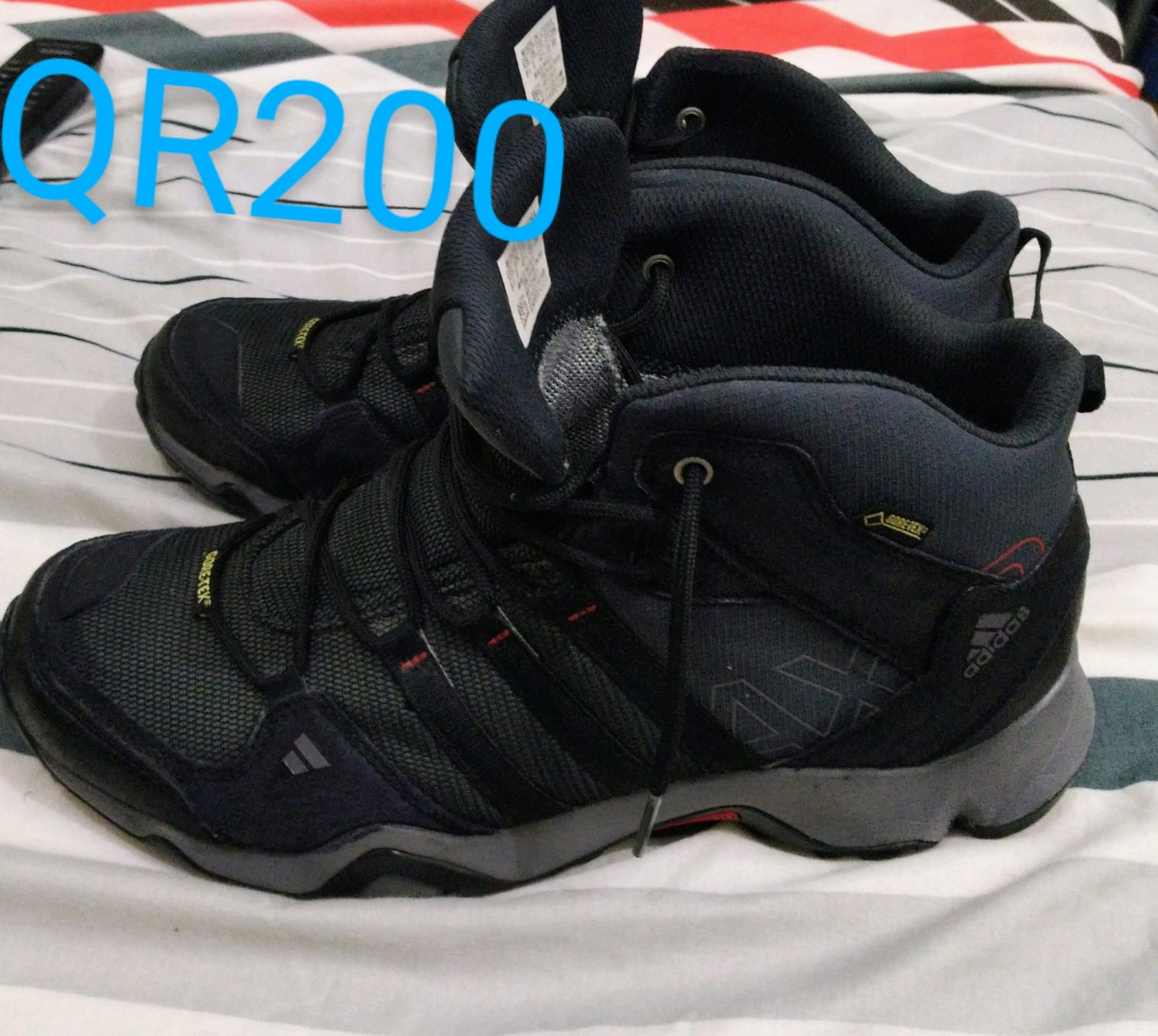 Safety Shoes & Air Purifier for Sale