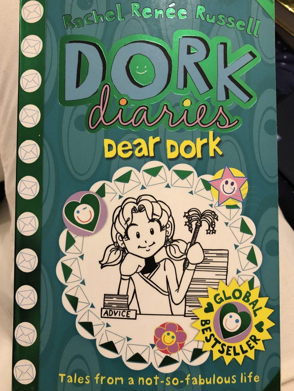 Dork diaries book (5)