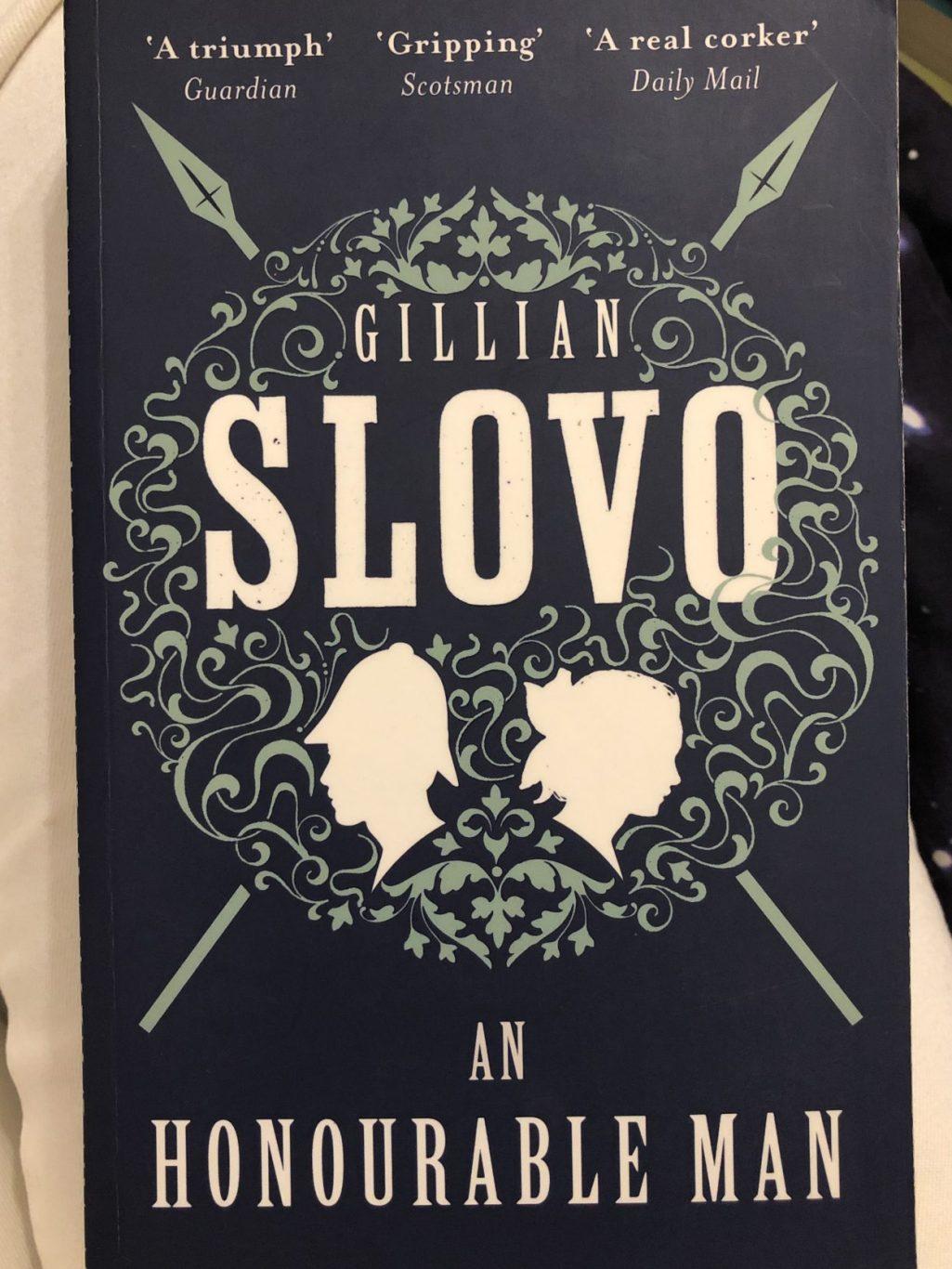 Gillian Slovo book