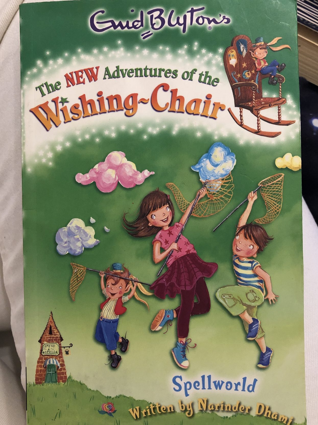 The Wishing-Chair