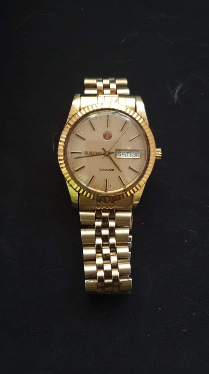 RADO Gold Automatic 21 Jewels