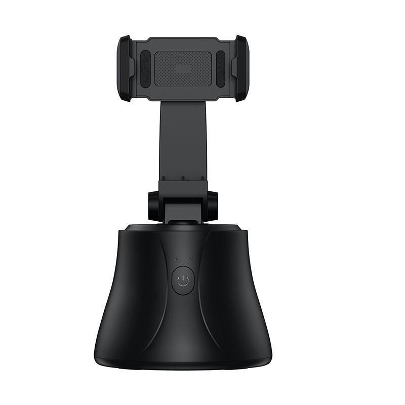Baseus تريبود للتصوير مع تتبع ذكي للوجه 360 درجة – أسود