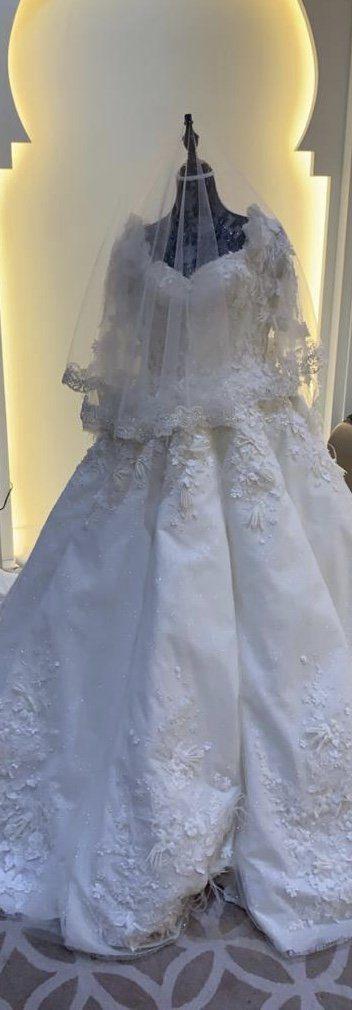 بيع فستان عروس