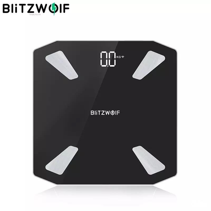 BlitzWolf ميزان لحساب كتلة الدهون
