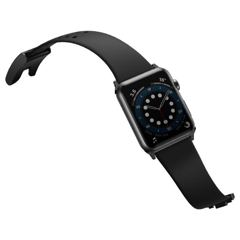 Baseus Band For Apple Watch Series 3/4/5/6/SE 38mm/40mm Black