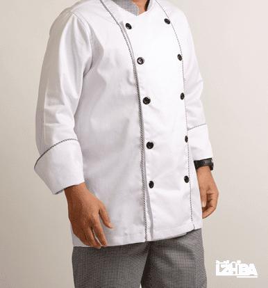 Chef Jacket – White
