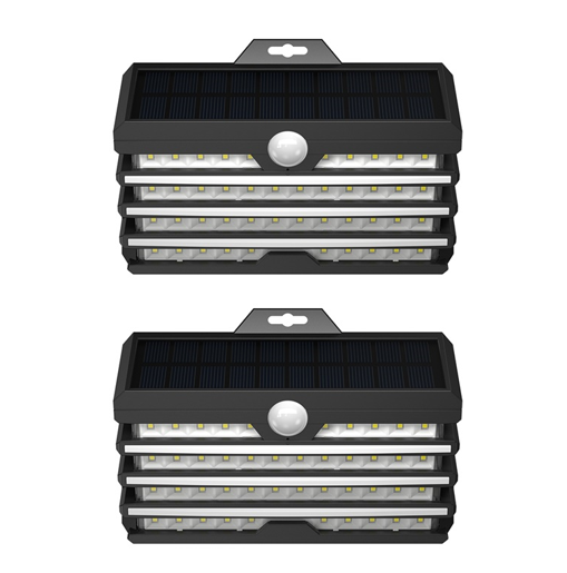 Baseus Solar Wall Lamp Wide Angle 2 Pieces