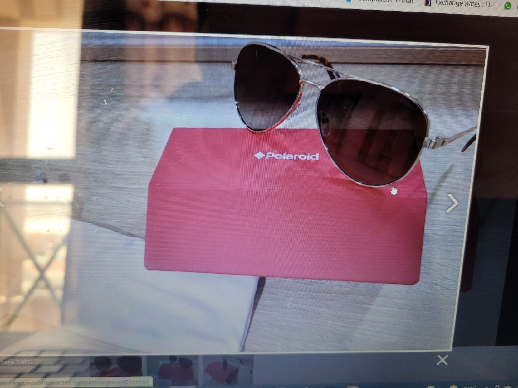 NEW unused Polarized Sunglass for SALE.. HURRY UP…..