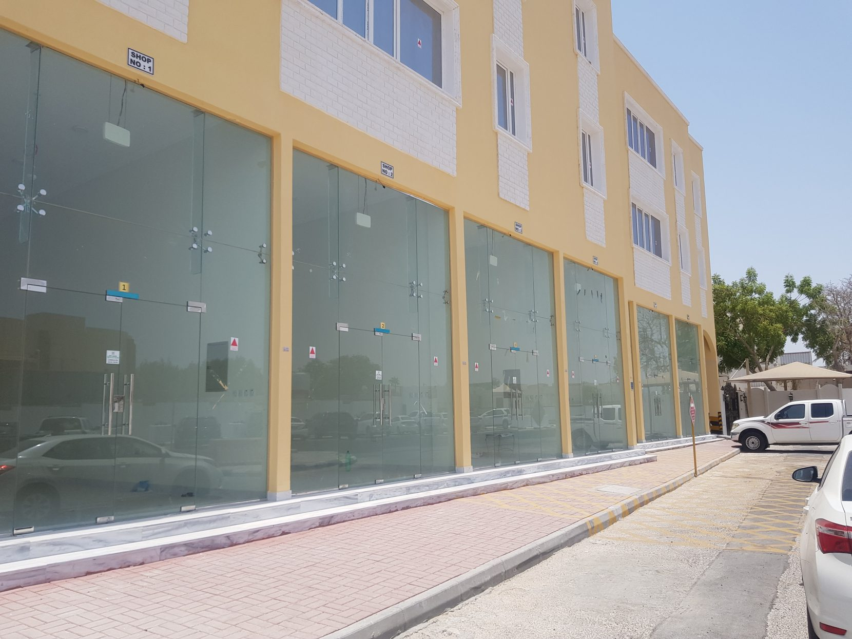 7shop available for rent in kulaib area