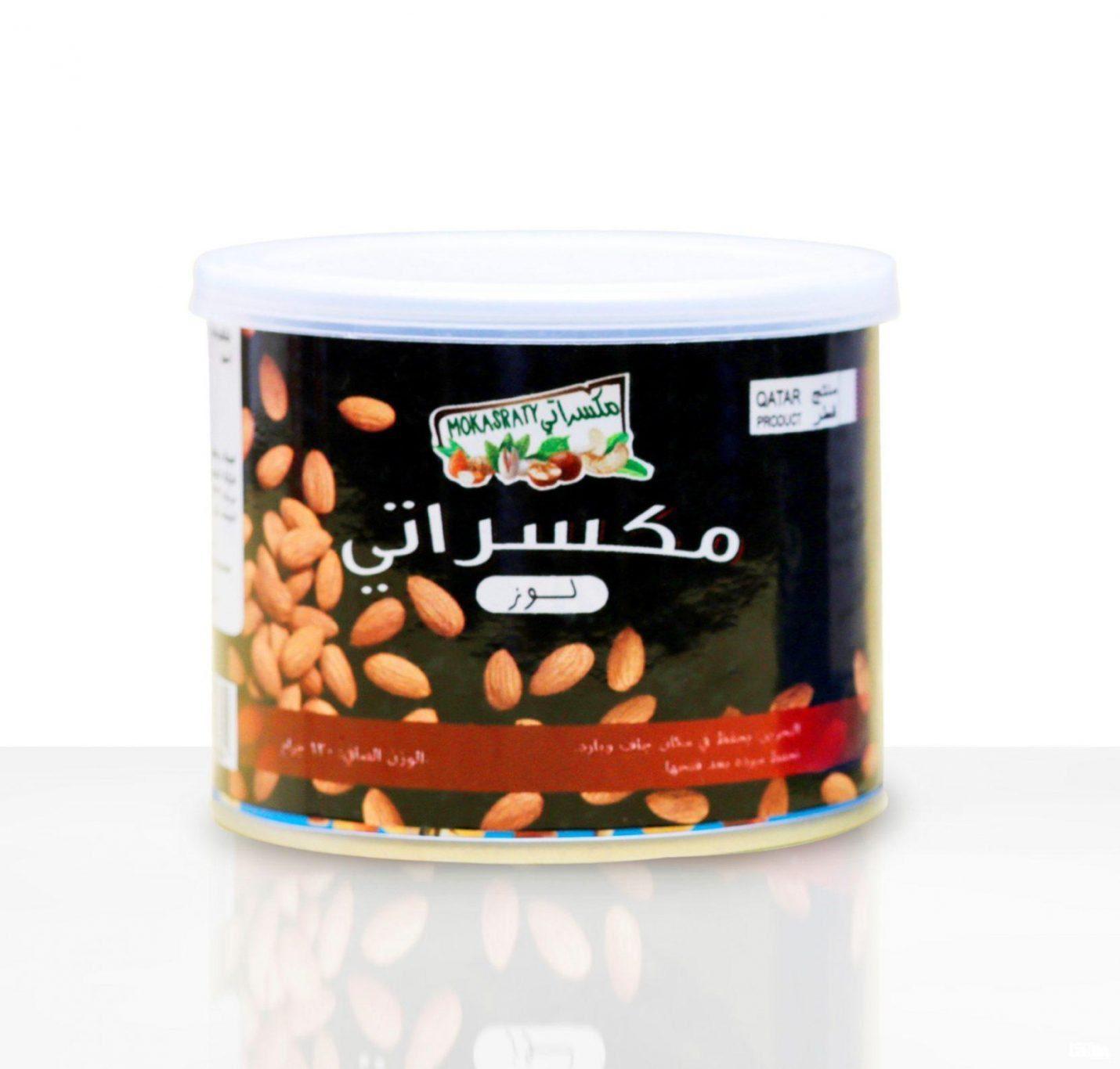 Mokasraty Almond 130g