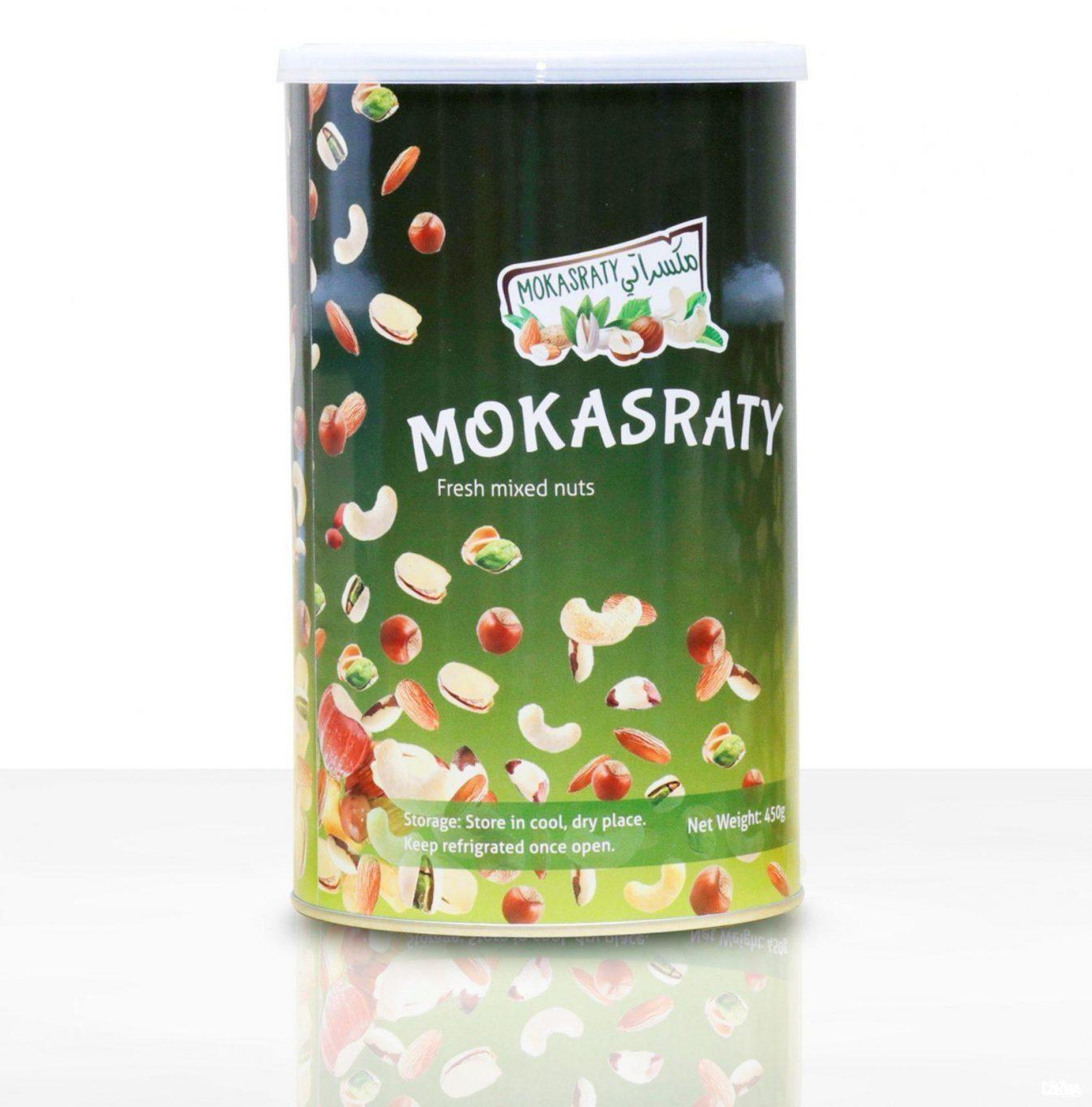 Mokasraty Mixed Kernels 450g