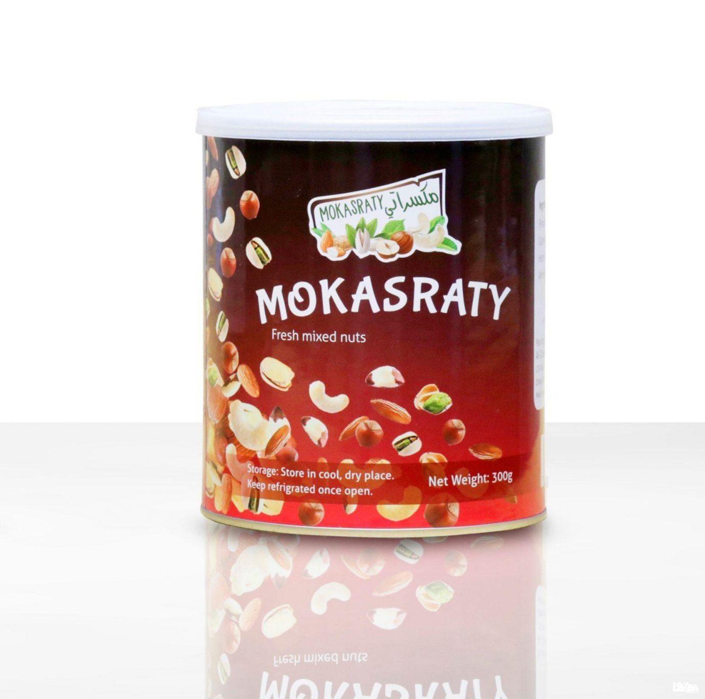 Mokasraty Mixed Kernels 300g