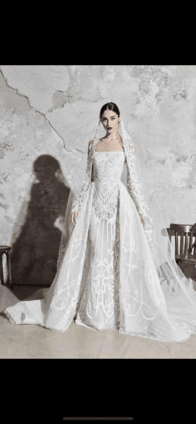 فستان زهير مراد 2020