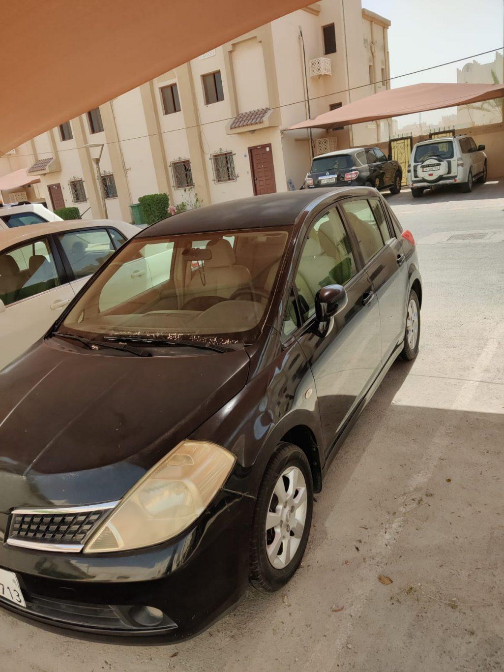 Nissan Tiida 2008 1.8L Hatchback