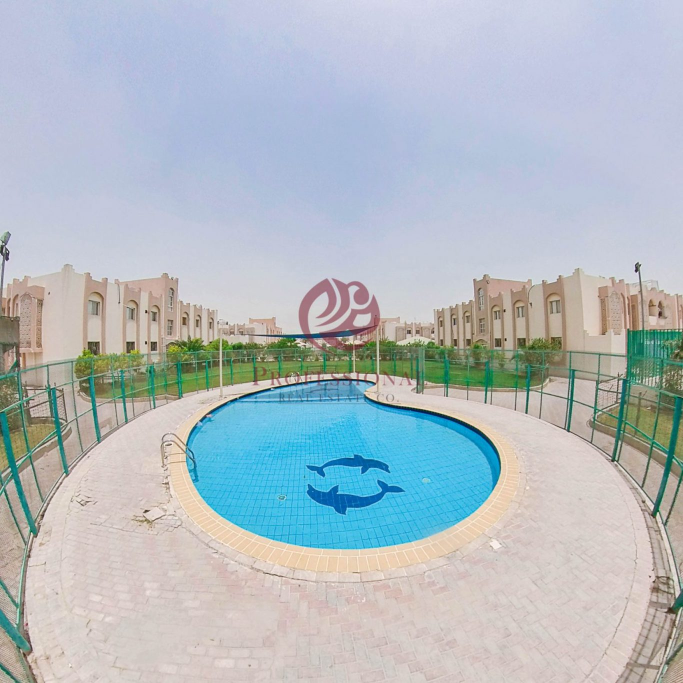 Unfurnished, 3 BHK Apartment in Ain Khalid