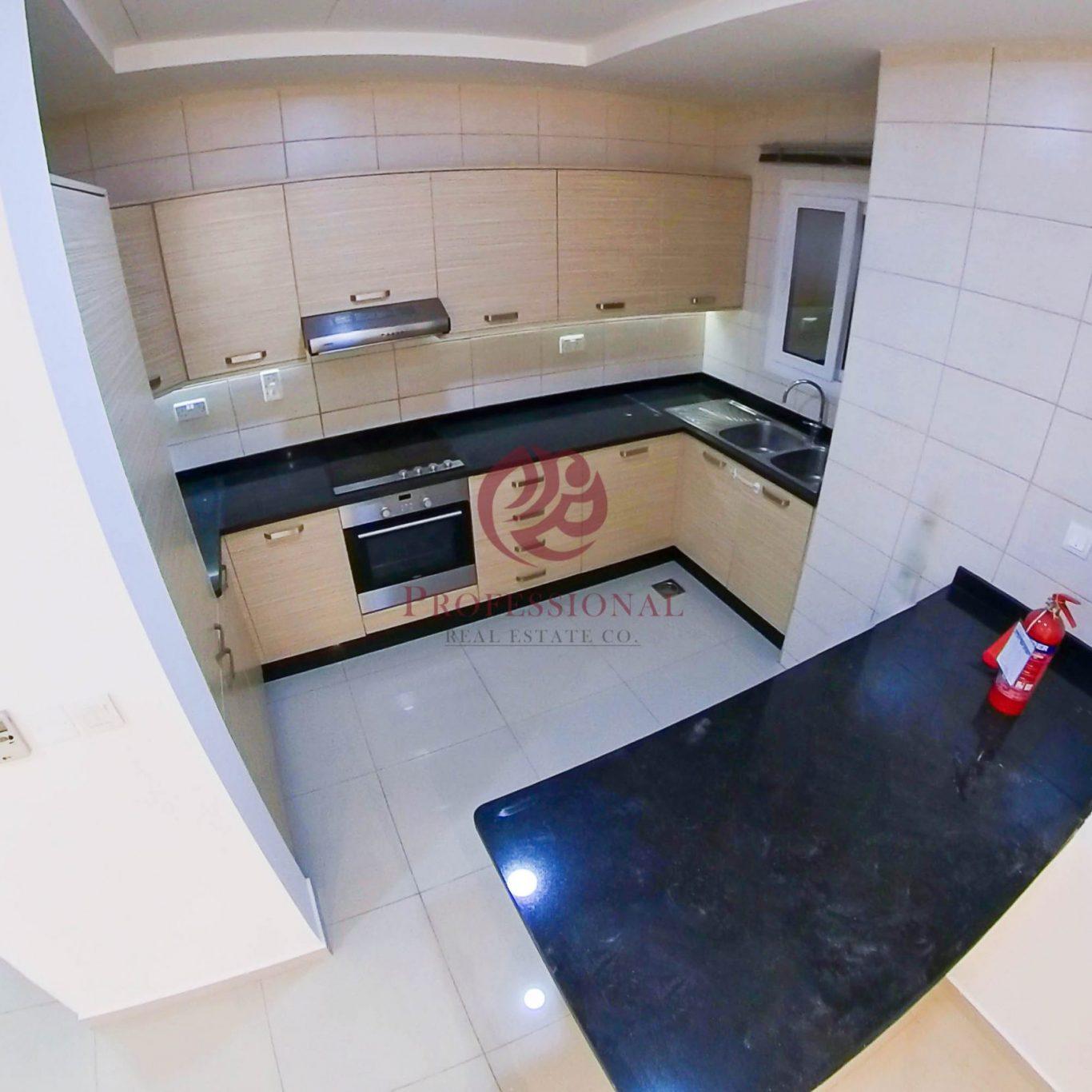 Semi-furnished, 2 BHK Apartment in Al Nasr