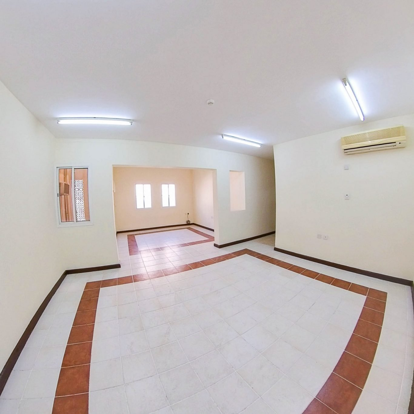 Unfurnished, 2 BHK Apartment in Fereej Abdel Aziz