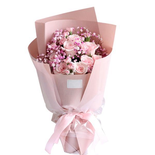 Fine pink bouquet