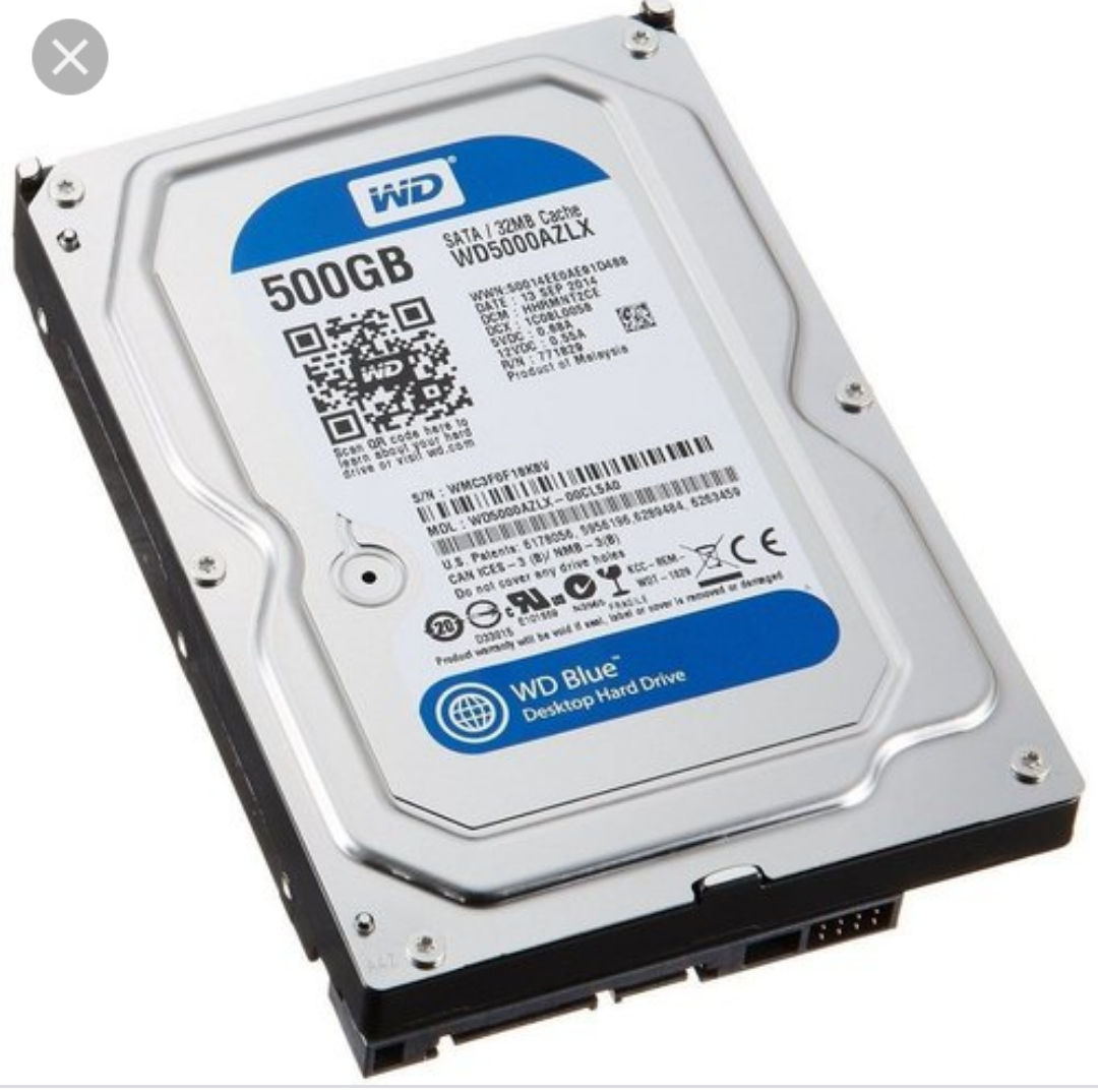 Old computer to laptop data backup